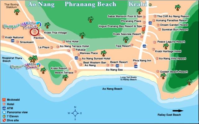 Railay Bay Resort Spa Pantip