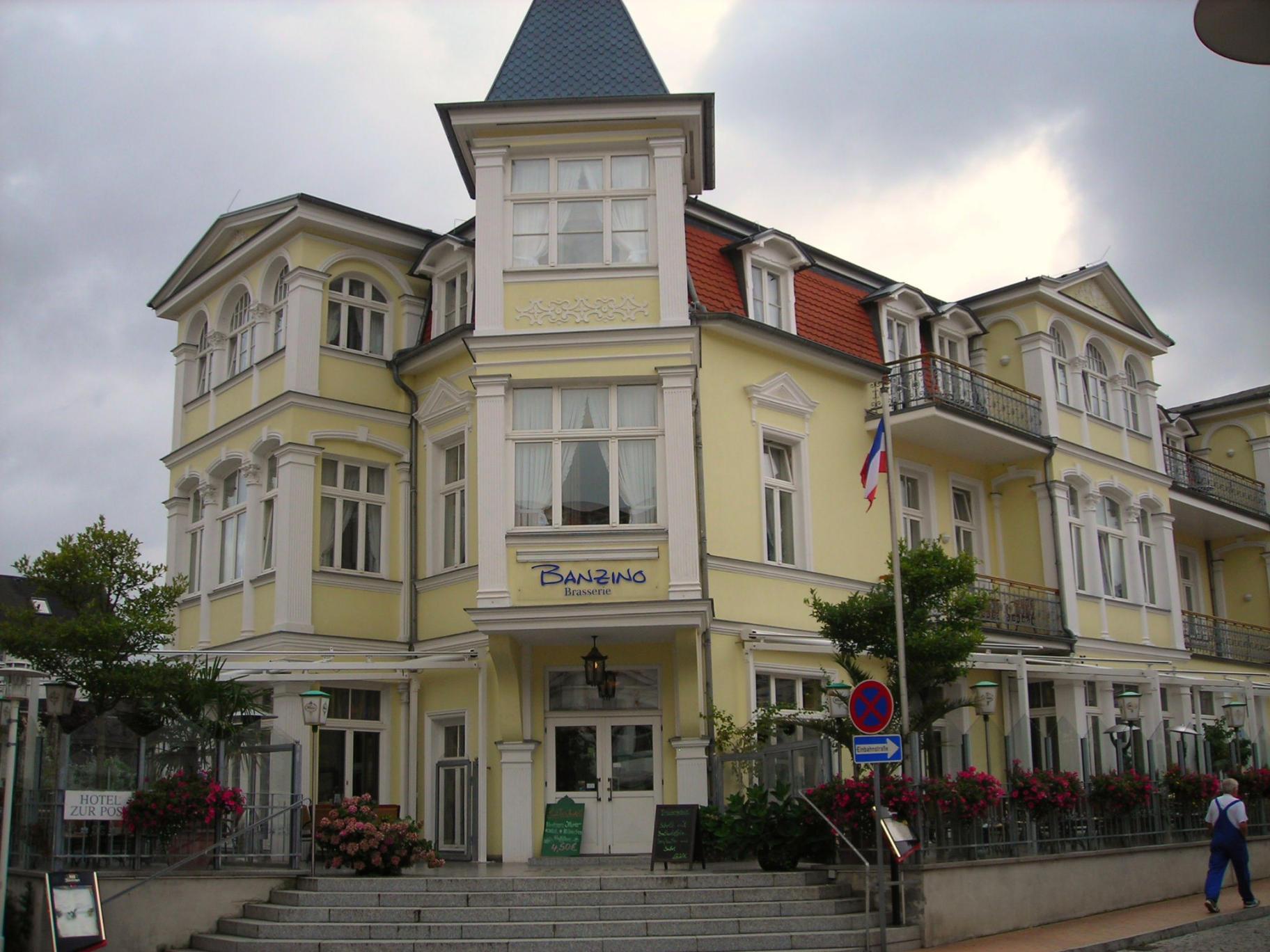 Hotel Alte Post Bansin