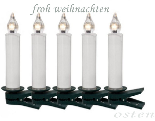 led kerzen lichterkette kabellos weihnachtsbaum weihnachtskerzen flammenlose ebay. Black Bedroom Furniture Sets. Home Design Ideas