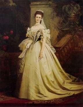 Hochzeitskleid Sissi Kaiserin  hochzeitskleidz